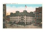 Bolton Hotel, Harrisburg, Pennsylvania Posters