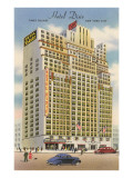 Hotel Dixie, New York City Posters