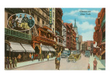 Chinatown, New York City Prints