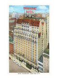 Paramount Hotel, New York City Prints