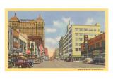 Main Street, Buffalo, New York Prints