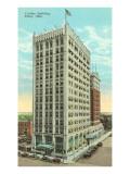 Cosden Building Tulsa, Oklahoma Prints
