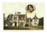 Washington Irving Home, Tarrytown, New York Art