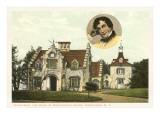 Washington Irving Home, Tarrytown, New York Art