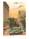 Bowling Green, New York City Posters
