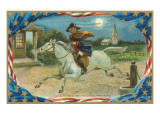 Paul Revere's Ride Prints