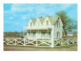 Eisenhower Birthplace, Denison, Texas Prints