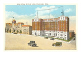 Hotel Alms and Walnut Hills, Cincinnati, Ohio Prints