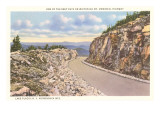 Whiteface Highway, Adirondacks, New York Posters