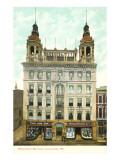 Woolworth Building, Lancaster, Pennsylvania Prints