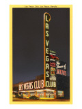 Neon Signs, Las Vegas, Nevada Posters