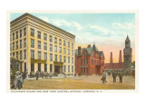 Dickinson House, Corning, New York Prints