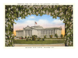 State Capitol, Oklahoma City, Oklahoma Posters