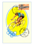 Olympic Bicycling, 1960 Kunstdruck