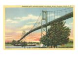 American Span, Thousand Islands International Bridge Posters