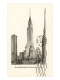 Chrysler Building, New York City Prints