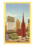 Trinity Church, New York City Posters