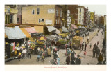 Hester Street, New York City Print