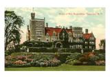 Rockefeller Home, Tarrytown, New York Poster