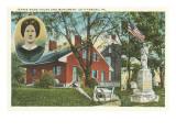 Jennie Wade House, Gettysburg, Pennsylvania Prints