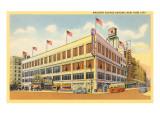 Madison Square Garden, New York City Prints