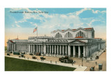 Pennsylvania Station, New York City Posters
