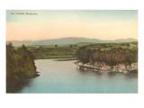 Catskill Mountains, New York Print