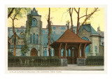 Little Church around the Corner, New York City Posters