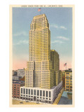 Carew Tower, Cincinnati, Ohio Prints