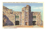 Whiteface Mountain Castle, Lake Placid, New York Prints