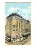 Railroad Station, Philadelphia, Pennsylvania Prints