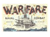 Naval Combat Warfare, Battleship Posters