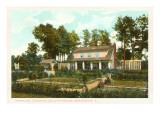 Chauncey Olcott's House, Saratoga, New York Prints