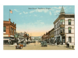 Main Street, Pendleton, Oregon Poster