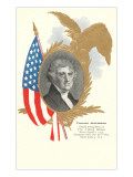 Thomas Jefferson Affiches