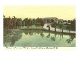Delaware Park, Buffalo, New York Poster