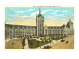 D & H Journal Building, Albany, New York Prints