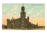 Central Armory, Cleveland, Ohio Posters