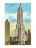 Bank of Manhattan, New York City Posters