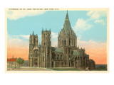 St. John the Divine Cathedral, New York City Posters