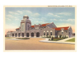 Union Station, Oklahoma City, Oklahoma Prints