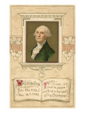 Washington Portrait Posters