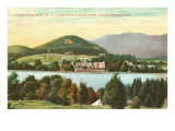 Lake Placid Club, Adirondacks, New York Prints