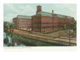 Adelaide Silk Mill, Allentown, Pennsylvania Art