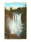 Snoqualmie Falls, Washington Prints