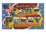 Greetings from Camp Perry, Ohio Prints