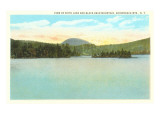 Sixth Lake, Adirondacks, New York Posters