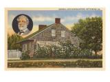 Quartier général du général Lee, Gettysburg, Pennsylvanie Posters