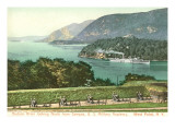 Hudson River, West Point, New York Posters