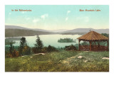 Blue Mountain Lake, Adirondacks, New York Prints